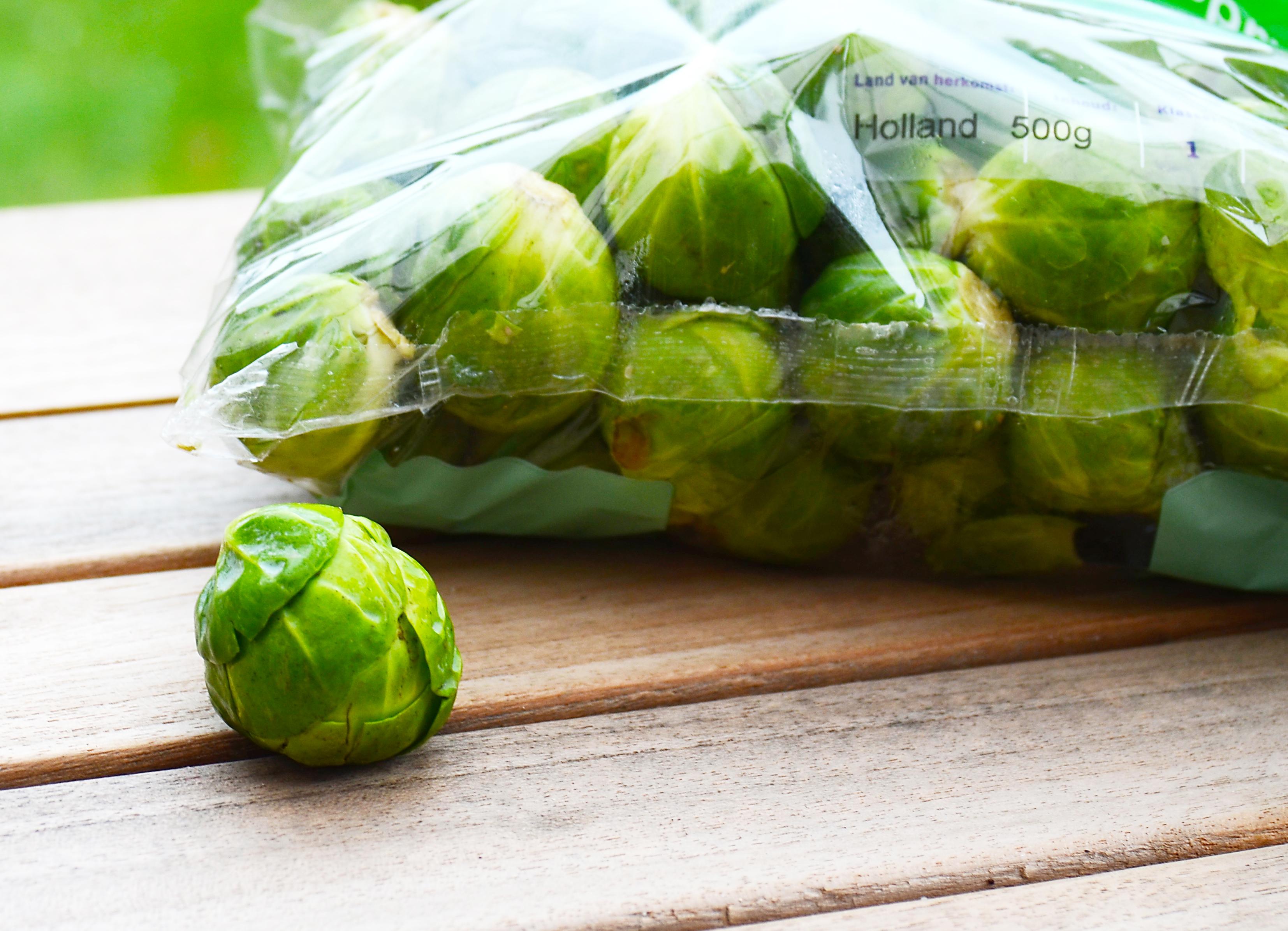 калорийность брюссельской капусты вареной